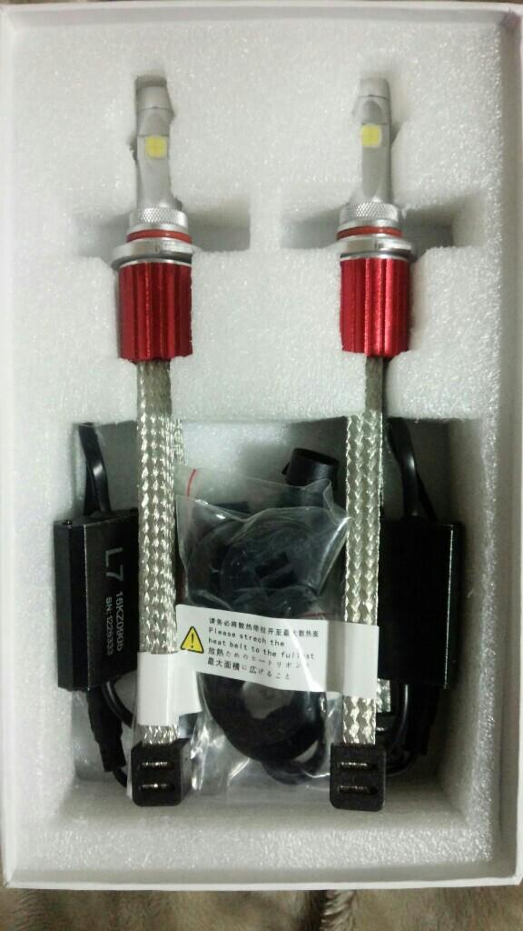 REIZ TRADING LEDヘッドライト・フォグ 16000lm