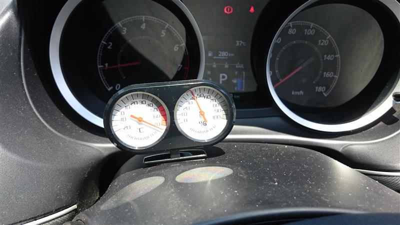 不明 温度、湿度計