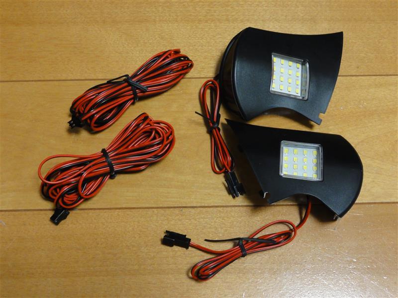 メーカー・ブランド不明 ウェルカムライト LED プリウス PRIUS 50系 専用設計