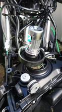 Z250SL Safego H4 HS1 バイク用LEDヘッドライト LEDバルブ12V 20W 2000Lm SMD LEDホワイトの単体画像