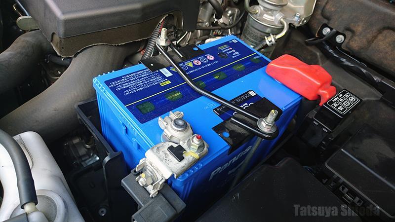 Panasonic Blue Battery caos N-125D26L/C6