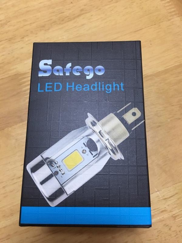 safeg LED Headli
