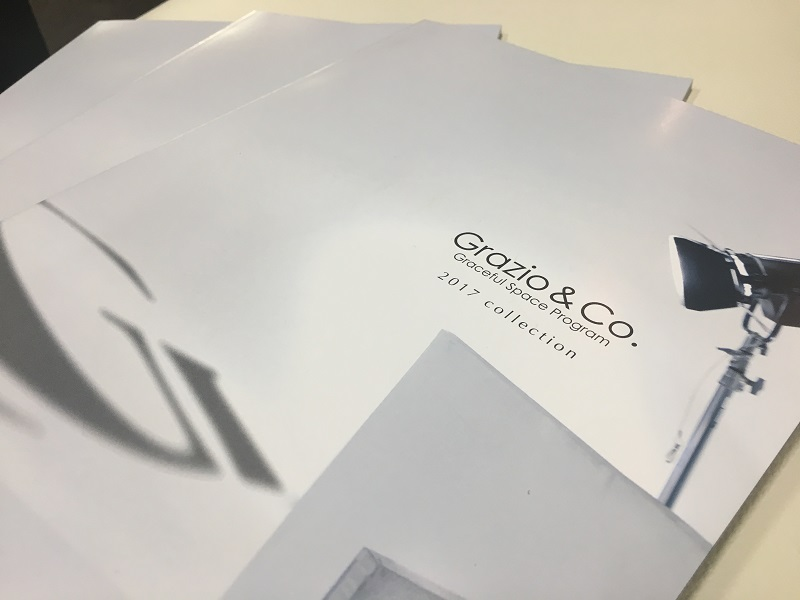 Grazio&Co. 2017総合カタログ