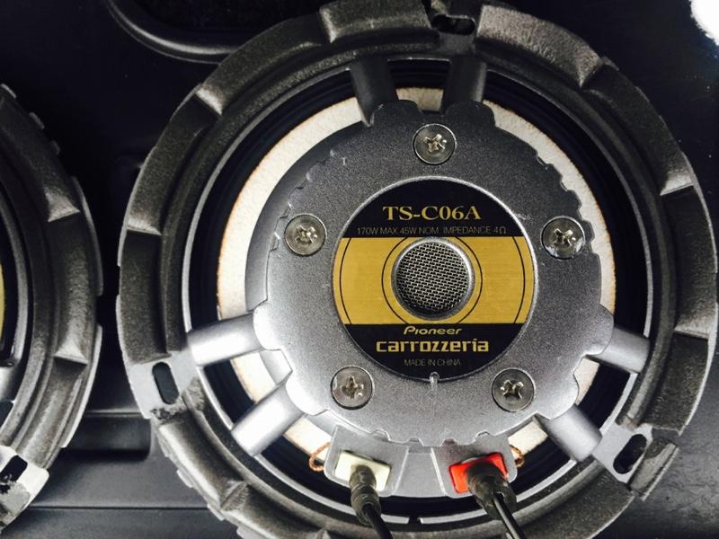 PIONEER / carrozzeria TS-C06A