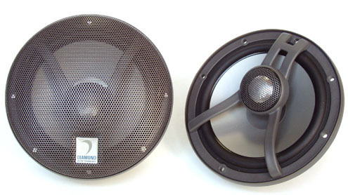 DIAMOND AUDIO DIAMOND D651i