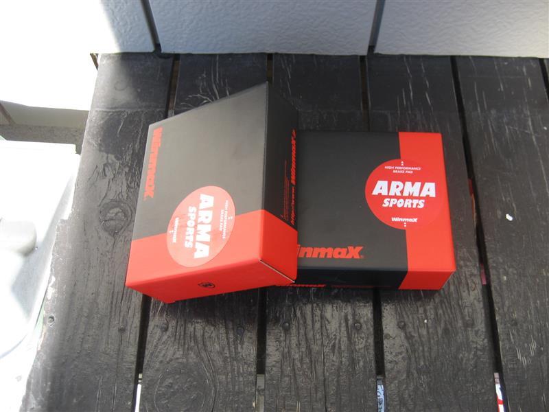 Winmax ARMA ARMA SPORTS AP3