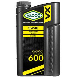 YACCO VX-600 5W-40