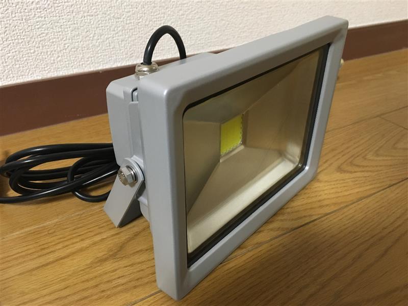 メーカー不明 20w LED投光器