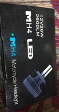 スーパーカブ50デラックス不明 LEDヘッドライトの単体画像
