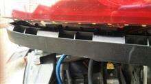 ゼストスパークホンダ(純正) フロントバンパー ビーム.R&ビーム.Lの全体画像
