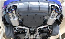 GS FTOM'S エキゾーストシステム トムスバレルの単体画像