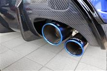 GS FTOM'S エキゾーストシステム トムスバレルの全体画像