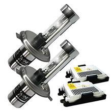 バンディット1250Stakeholder 【HOMING-X】H4 HI/LOW切り替え6000K/ワンピースストレート構造HIDコンバージョンキットの単体画像