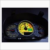 DANGAN RACING ELDASH メーターパネル Version-F 86/BRZ シフトインジケーター付