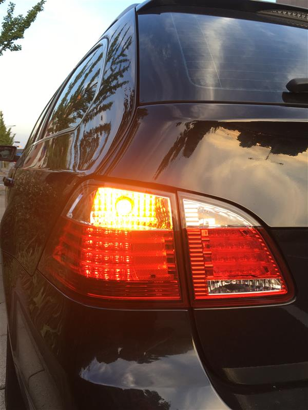イーグルアイ BMW5シリーズE61用後期風LEDテール