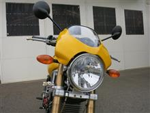 MONSTER 1000S ieメーカー・ブランド不明 マルチリフレクターヘッドライトの単体画像