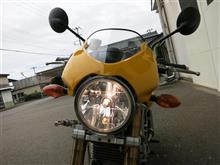 MONSTER 1000S ieメーカー・ブランド不明 マルチリフレクターヘッドライトの全体画像