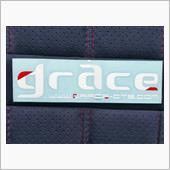grace / 雅 grace ステッカー