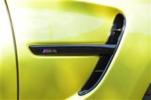 M4 クーペBMW(純正) BMW(純正) BMW Performance サイド・グリル ハイグロス・ブラックの単体画像