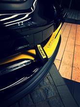 メガーヌ ルノー・スポールRDX RACEDESIGN フロントリップスポイラーの単体画像