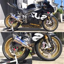 GSX-R1000OZ MOTORBIKE 5S PIEGAの全体画像