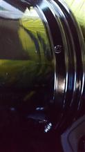 マークXジオレクサス(純正) レクサス純正アルミホイールの全体画像