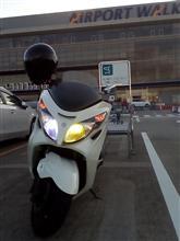 スカイウエイブ250 タイプM不明 LEDヘッドランプ一体型 ファンレス LED 3000ルーメン 新型CREEチップ H4 の単体画像