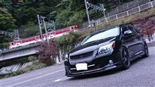カローラフィールダートヨタモデリスタ / MODELLISTA フロントアンダーリップスポイラーの全体画像