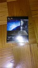 GS650GSphere Light スフィアLED RIZING H4 5500Kの単体画像