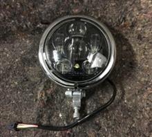 ダイナ ローライダーハーレーダビッドソン 純正LEDヘッドライトの単体画像
