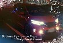 フィット(RS)J'S RACING J'S RACINGGK  FIT3 フロントGTバンパースポイラーTYPE-Sの単体画像