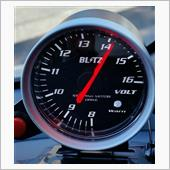 BLITZ RACING METER SD VOLT METER