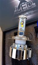 Dio 110 (ディオ110)未来技術研究所 X-LED CC バイク専用 H4 の単体画像
