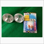 KOITO / 小糸製作所 カラーバルブ レッド