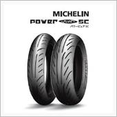 MICHELIN POWER PURE SC 【150/70-13 M/C 64S TL】