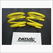 ナビック (navic) 4WD用 リアスプリング 8K