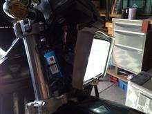 DT125REALE store 交流式 40W バイク LED ヘッドライト Hi/Lo切替 H4 / PH7 / PH8 4面発光 H-62の全体画像
