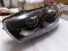 シロッコVW  / フォルクスワーゲン純正 後期型ヘッドライトの全体画像