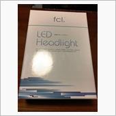 fcl 【fcl.製】 LEDヘッドライト バイク用 H4 Hi/Loキット