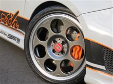 アバルト・500 (ハッチバック)O・Z / O・Z Racing Anniversary 45の単体画像