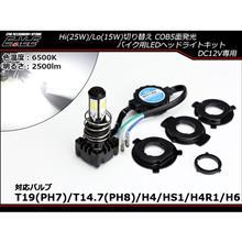 タクトベーシック AF79メーカー・ブランド不明 LED ヘッドライトの単体画像
