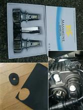 スマート フォーフォーMASAMUNE SUPER LED H4の単体画像