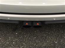 MINI CoupeAKRAPOVIC Evolution Exhaust Systemの単体画像