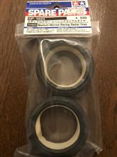 その他タミヤ ミディアムナロー レーシングラジアルタイヤの単体画像