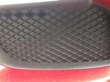 ランサーエボリューションX三菱自動車(純正) フロントバンパーダクト 網の全体画像