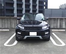 レンジローバーイヴォーク不明 Range Rover Evoque Gloss Black Dynamic Grilleの単体画像
