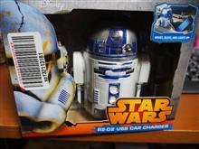 メーカー・ブランド不明  スターウォーズ R2-D2 USB 車載充電器