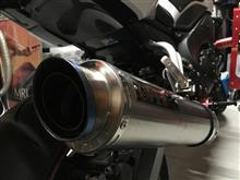 FZ1OVER RACING GP-PERFORMANCE フルチタン S/Oの単体画像