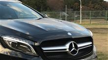 GLAクラスメーカー・ブランド不明 AMG grille for Mercedes Benz X156 GLA class GLA200 220 250 260 GLA 45 AMG grilleの全体画像