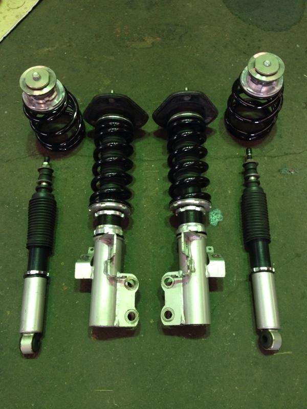 シルクロード   全長調整式フルタップ車高調 減衰8段調整式(4セット目)